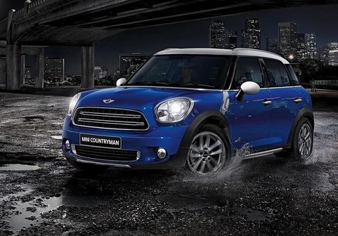 2015 Mini Countryman 1