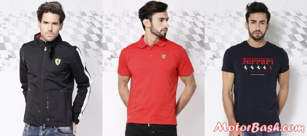 Ferrari Myntra Accessories