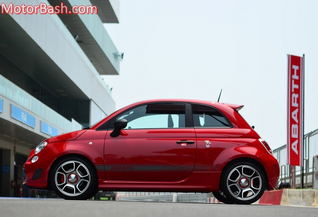 fiat 595 abarth competizione photo gallery. Black Bedroom Furniture Sets. Home Design Ideas