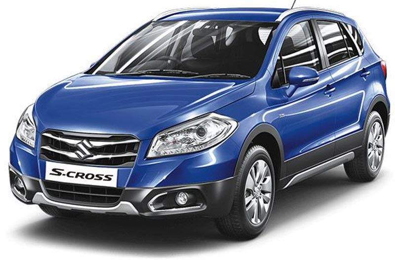 Maruti discontinues S-Cross 1.6 variants