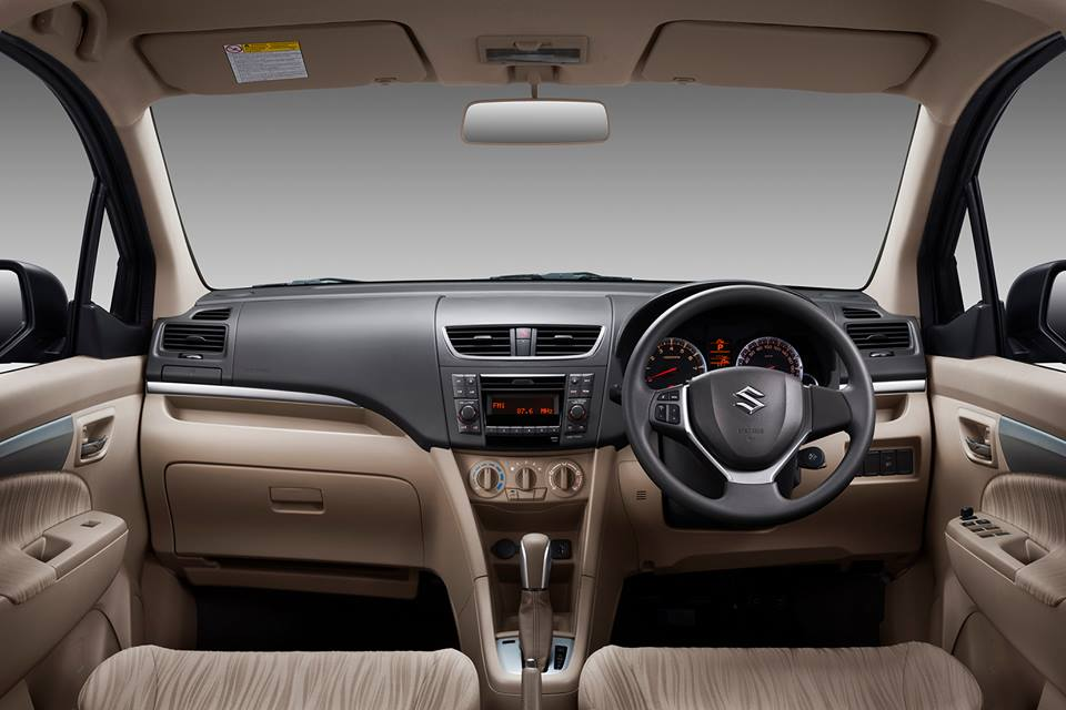 New-Suzuki-Ertiga-Facelift-interior