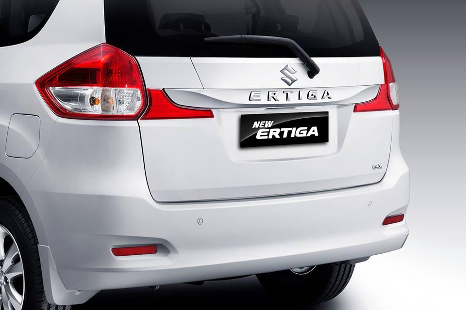 2016 Ertiga Facelift Unveiled; Indian Launch Soon [Pics]
