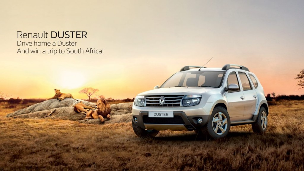 Renault Duster offers