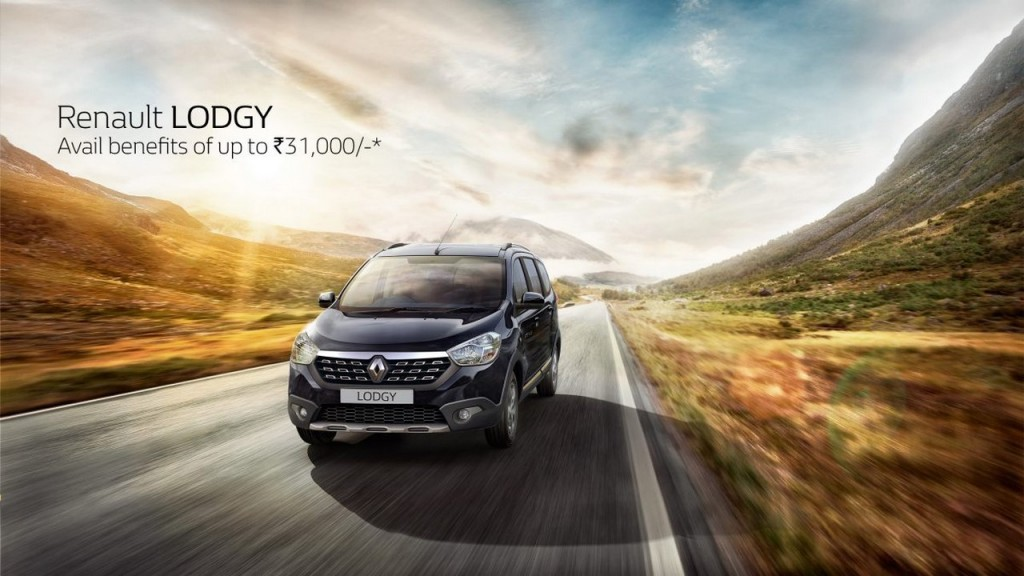 Renault Lodgy offers