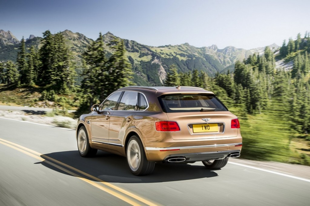 Bentley Bentayga 20