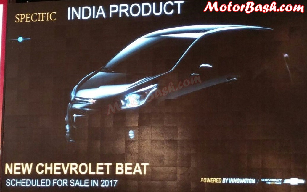 New-2017-Chevrolet-Beat-Teaser-Pic-India