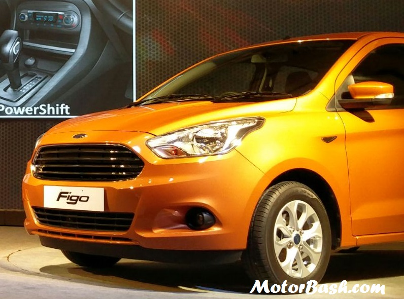 Ford Figo and Aspire Prices Reduced as Sales Drops