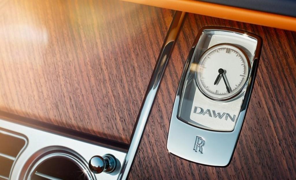 Rolls Royce Dawn 1