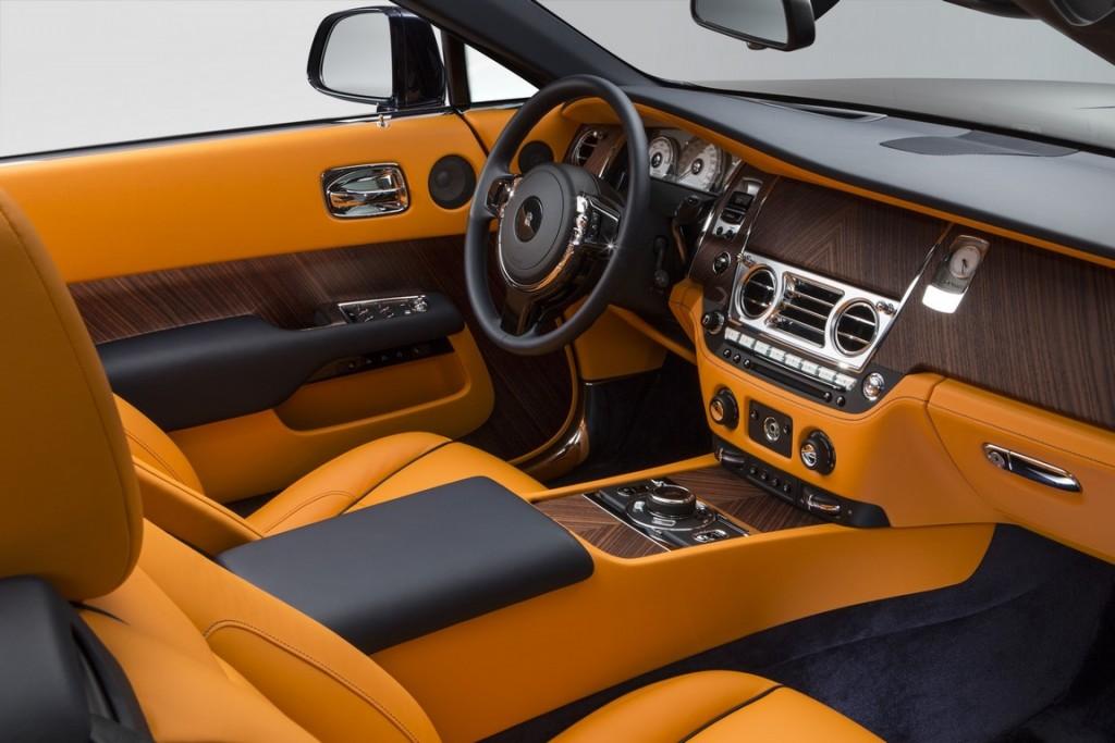 Rolls Royce Dawn 14