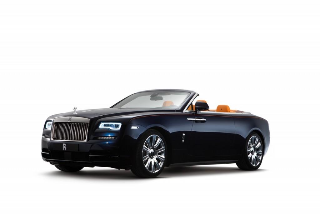 Rolls Royce Dawn 21