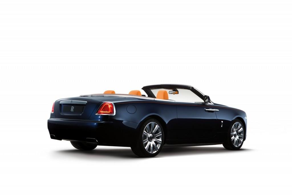Rolls Royce Dawn 4