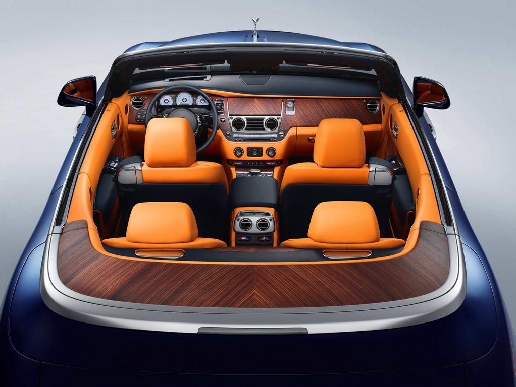 Rolls Royce Dawn 6