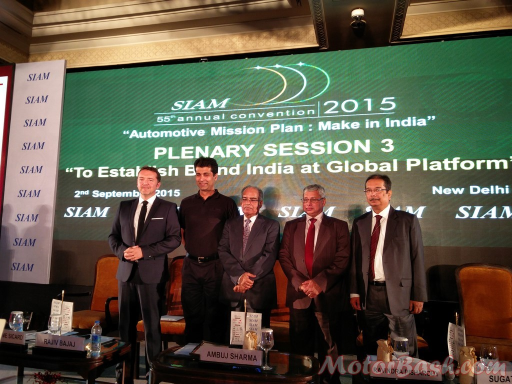 SIAM Annual Convention 1