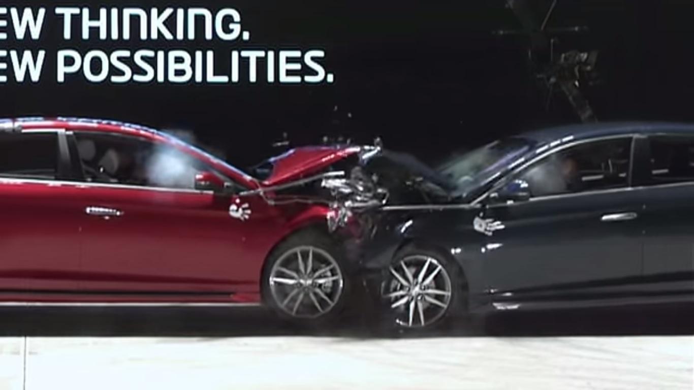 Sonata-Car-to-Car-Collision-test