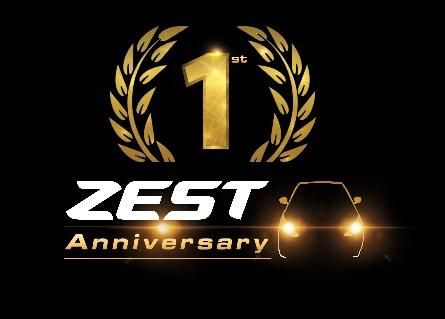 Zest Anniversary Edition