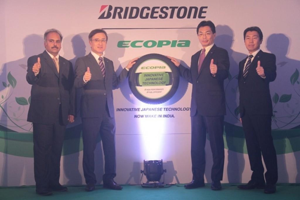 Bridgestone Ecopia tyres 2