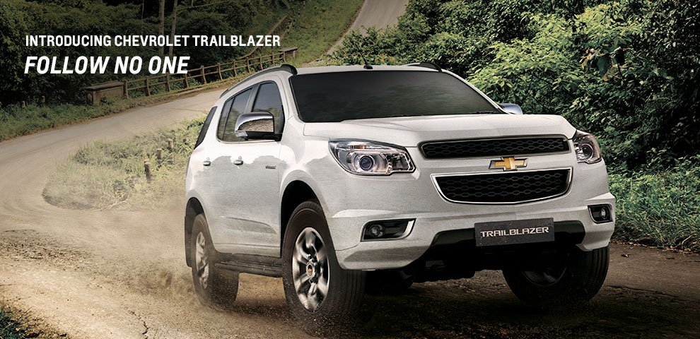 Chevrolet-Trailblazer-India-Launch