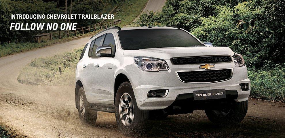 Chevrolet-Trailblazer-India-Launch