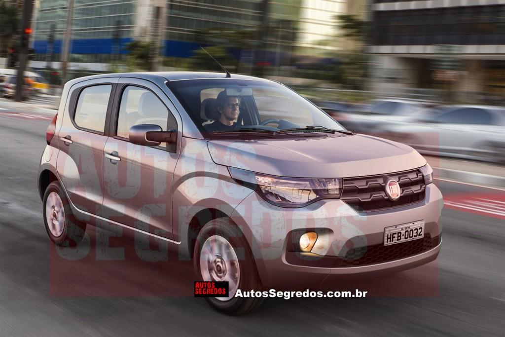 Fiat X1H front