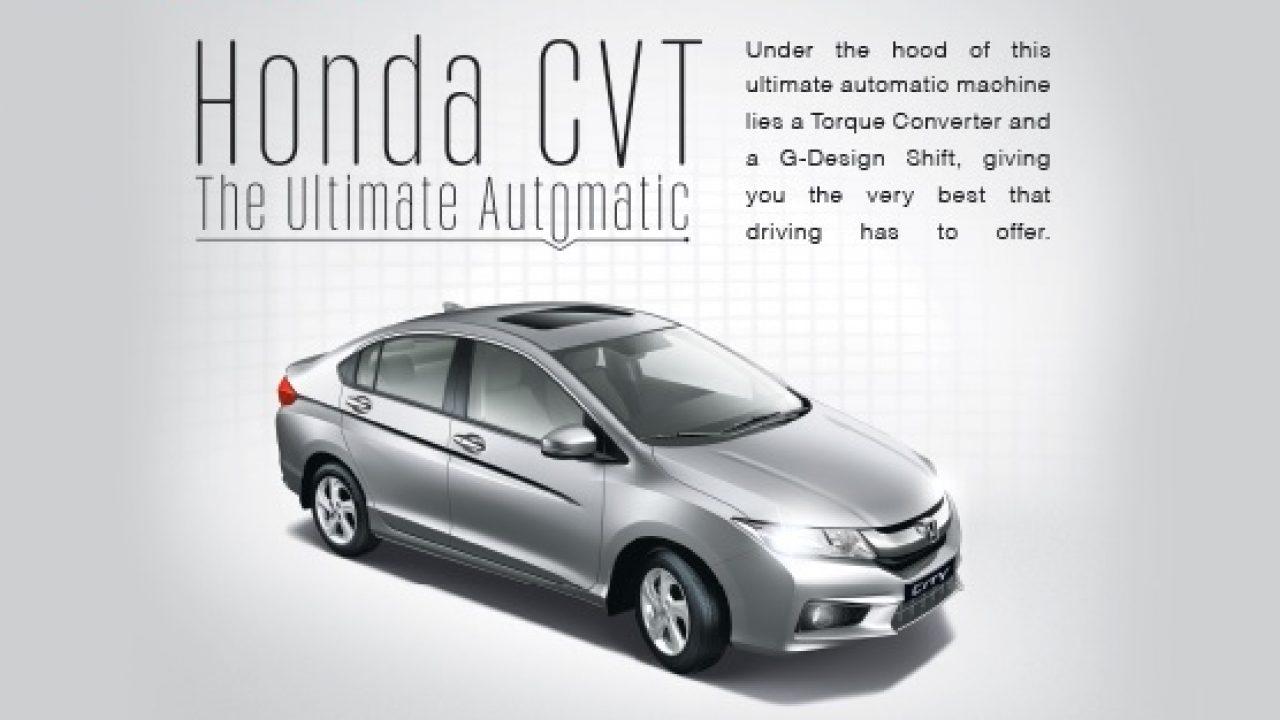Kelebihan Cvt Honda Review