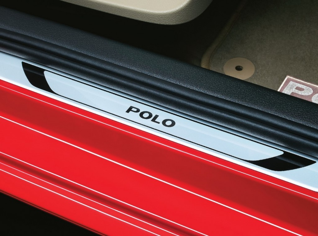Limited Edition Polo Exquisite Insert_Scuff plates