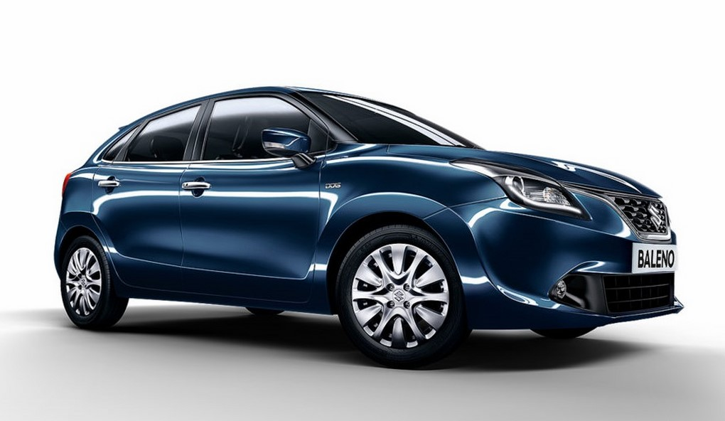 Maruti Baleno Launched Price Pics Features Amp Variants