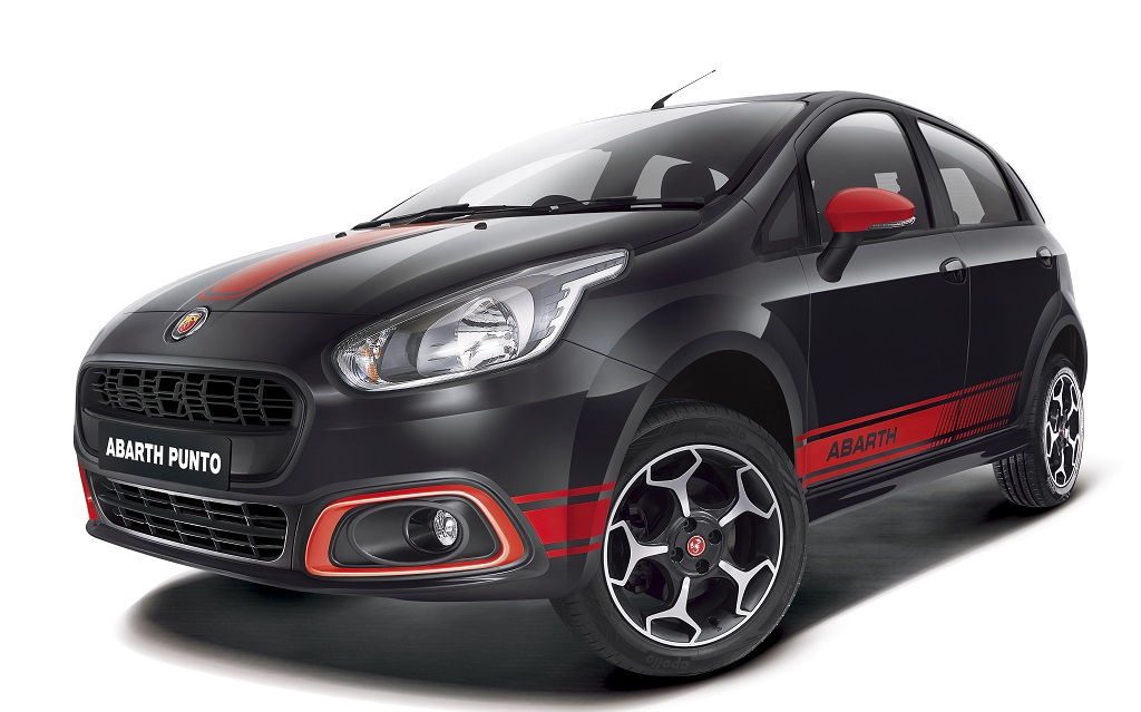 145 Hp Abarth Punto Launched Price Pics Engine