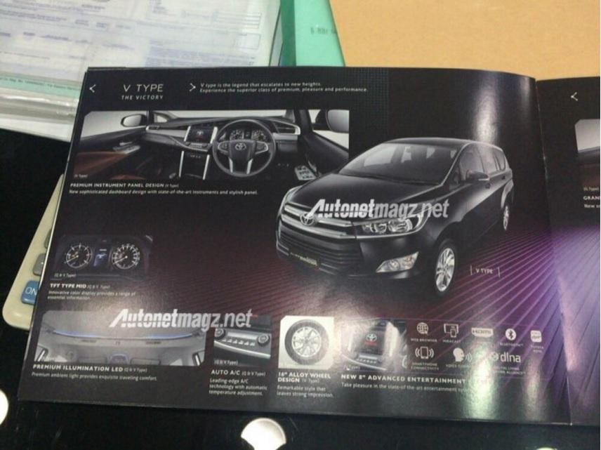 Toyota Innova brochure 4