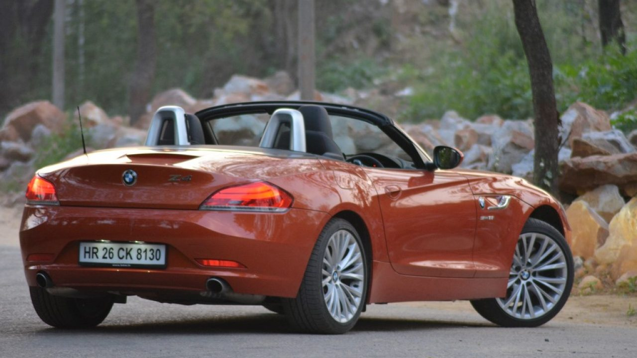 Bmw Z4 Review Top Of The Line Z4 Sdrive35i Tested Motorbash Com