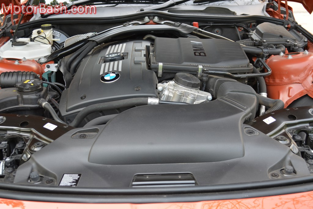 BMW Z4 engine