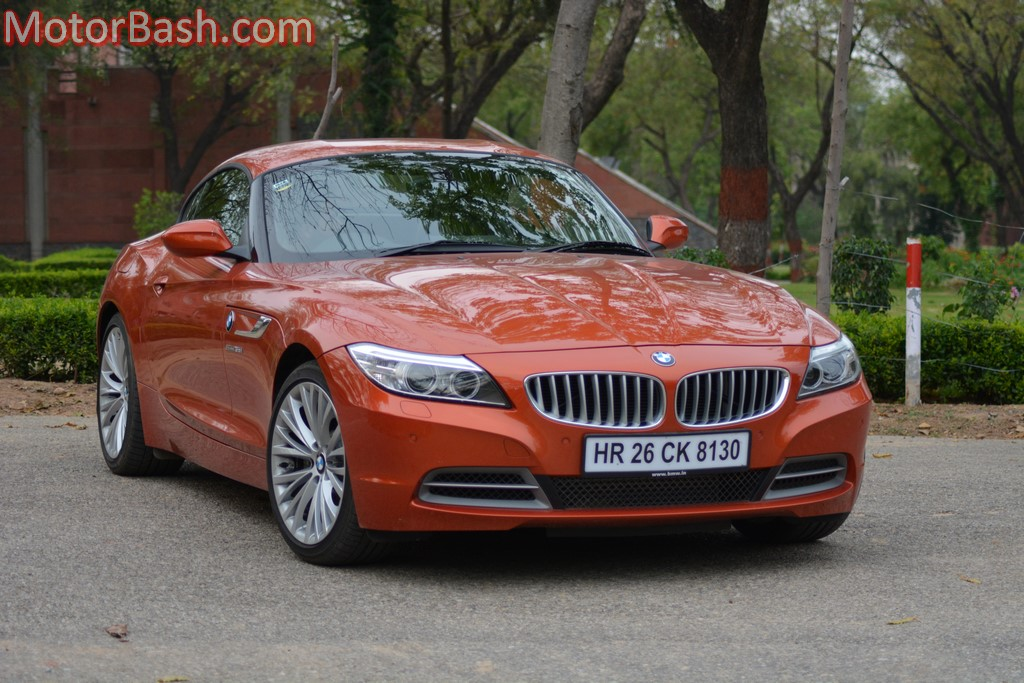 BMW Z4 hardtop