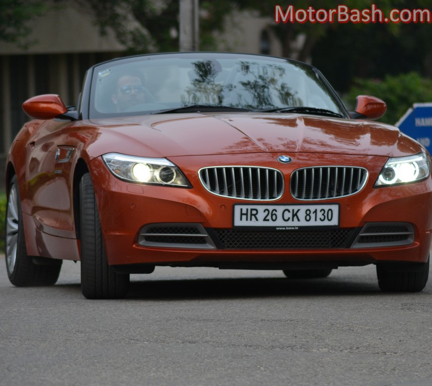 Bmw Z4 Coupe Review Top Gear