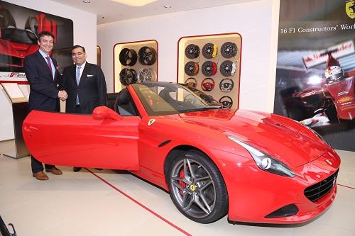 Ferrari-Delhi-Dealership