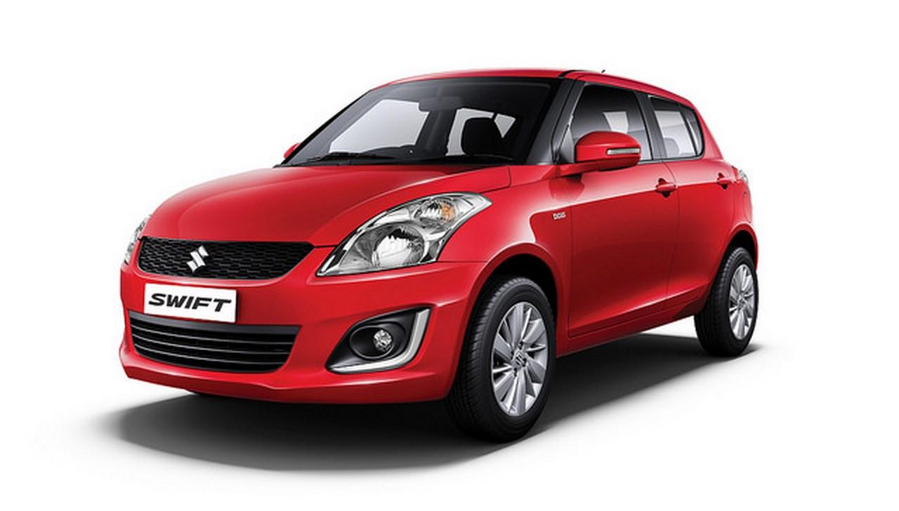 New Maruti Swift India Launch At Auto Expo Autocar India ...