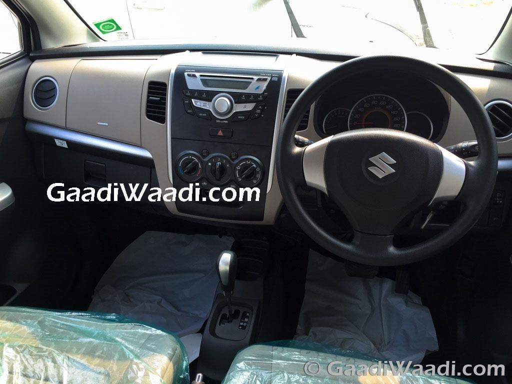 Maruti WagonR AMT 2