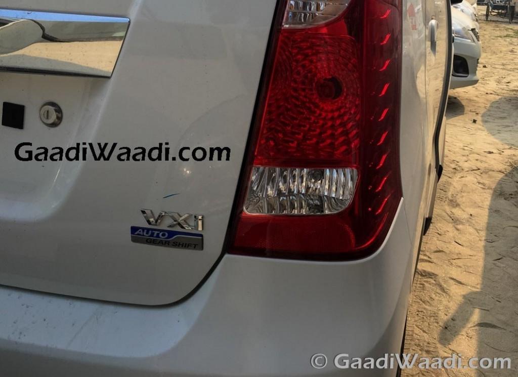 Maruti WagonR AMT 3