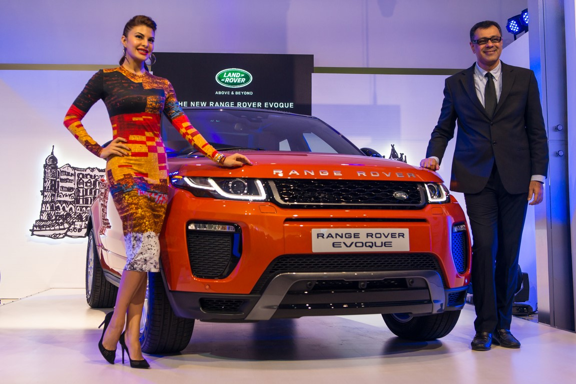 2016 Evoque Launched In India Price Pics Features