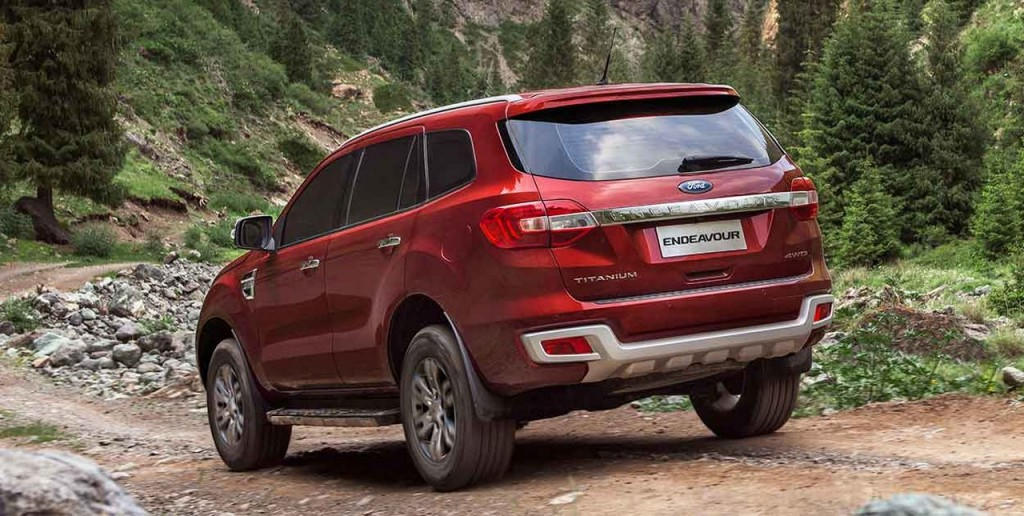 Ford Endeavour 5