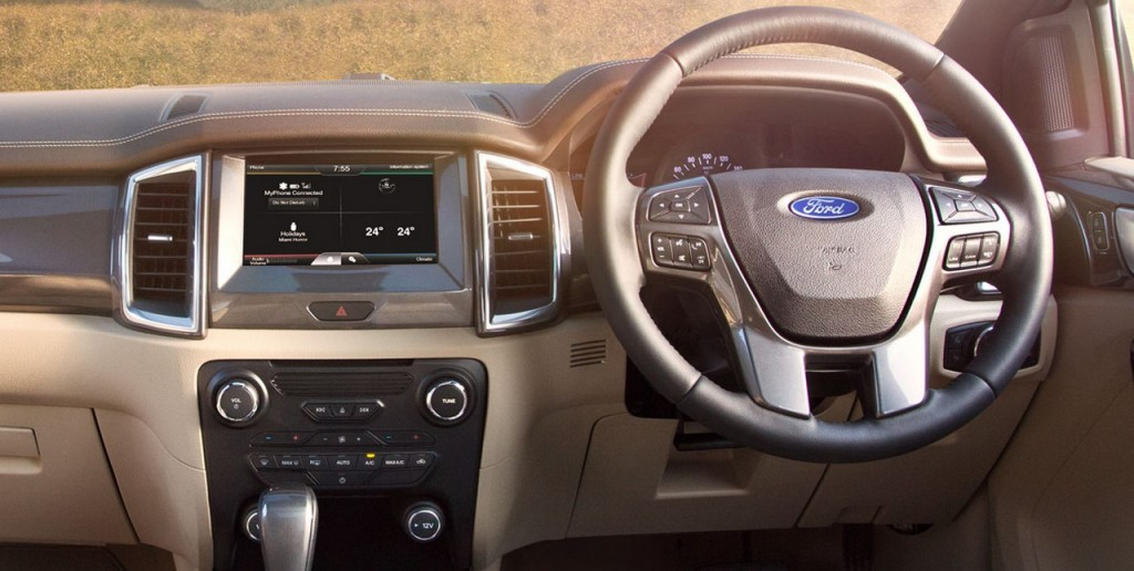 Ford Endeavour 8