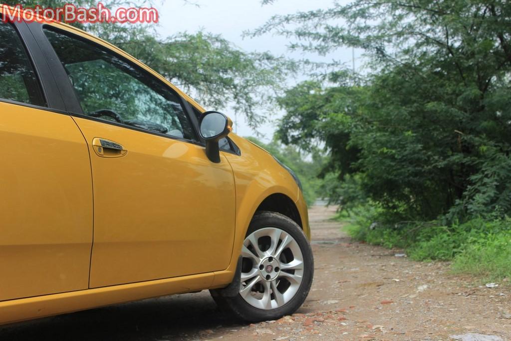 2014 Fiat Punto Evo diesel