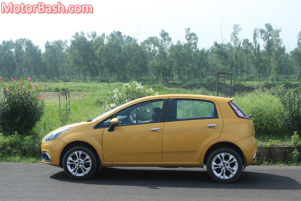 Fiat Punto Evo Sport diesel
