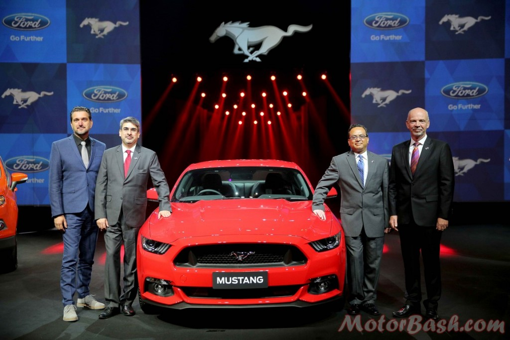 Ford Mustang management