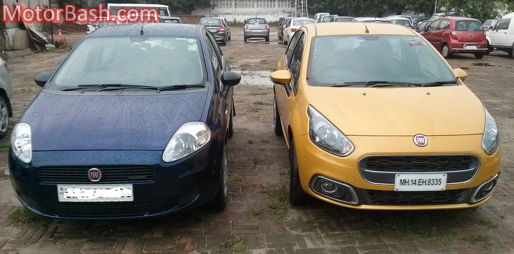 New Punto vs Old Punto