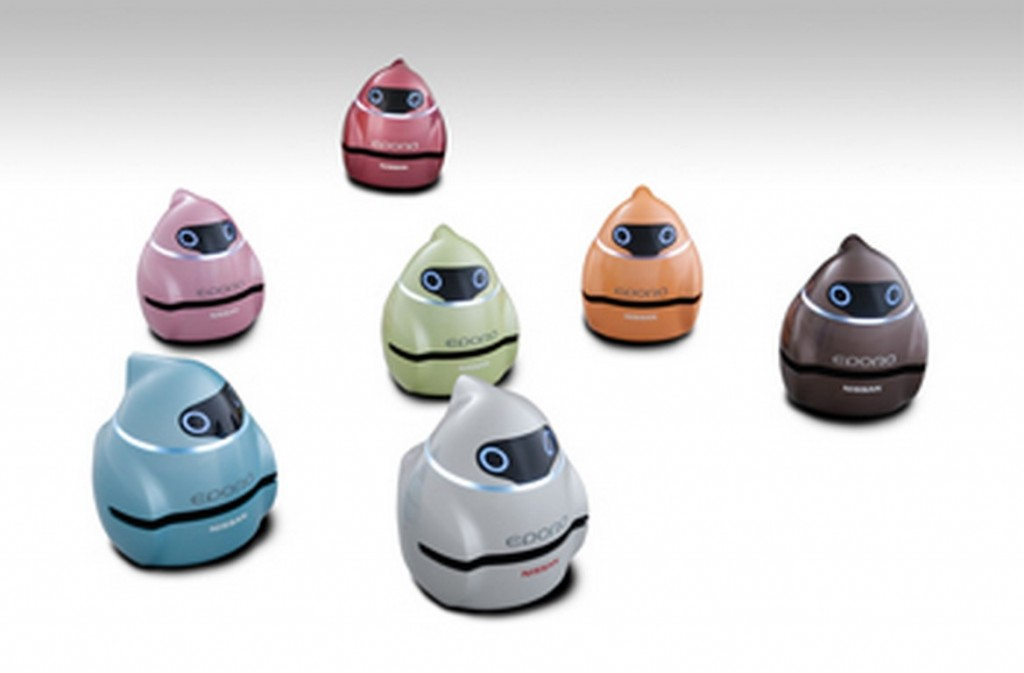 Nissan EPORO Robot Car