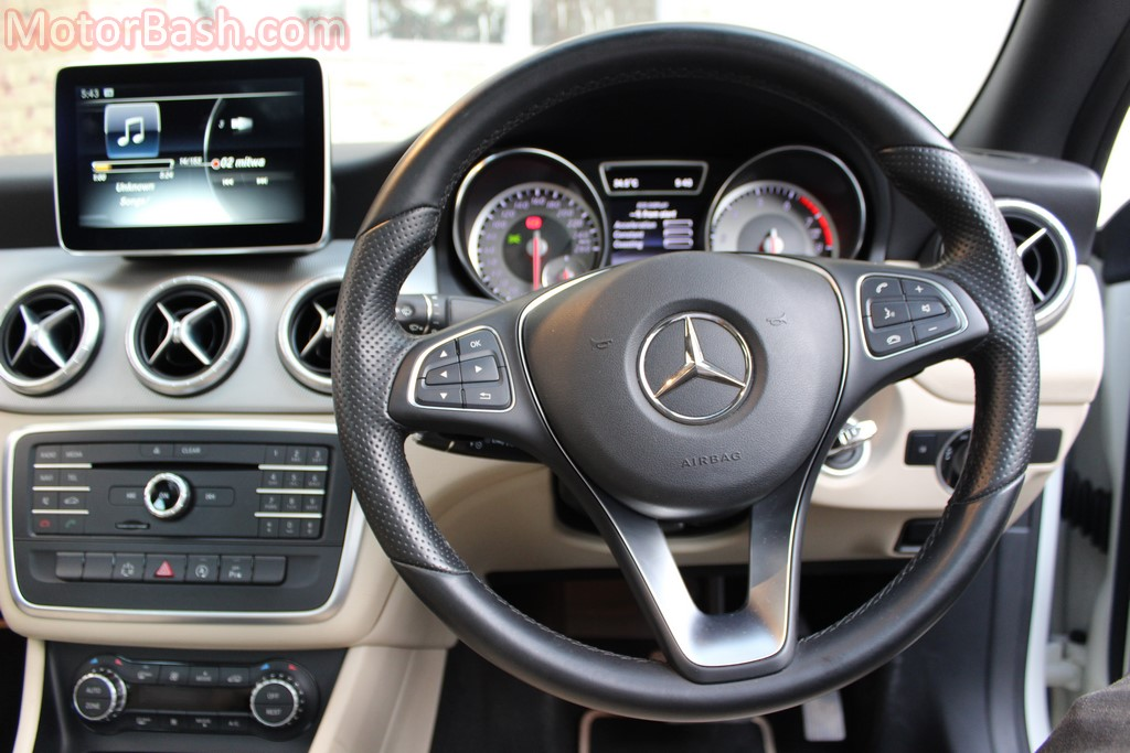 Driver's View in CLA