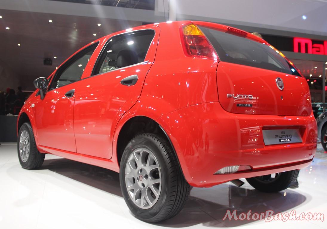 Fiat Punto Pure