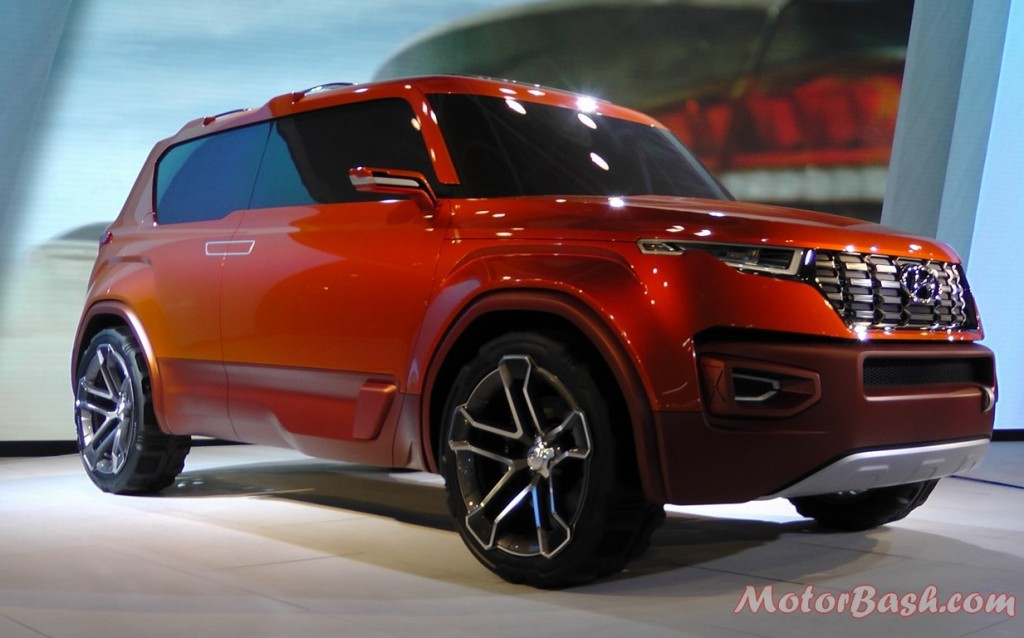 Hnd 14 Hyundai S Sub 4 Metre Compact Suv Pics Auto Expo