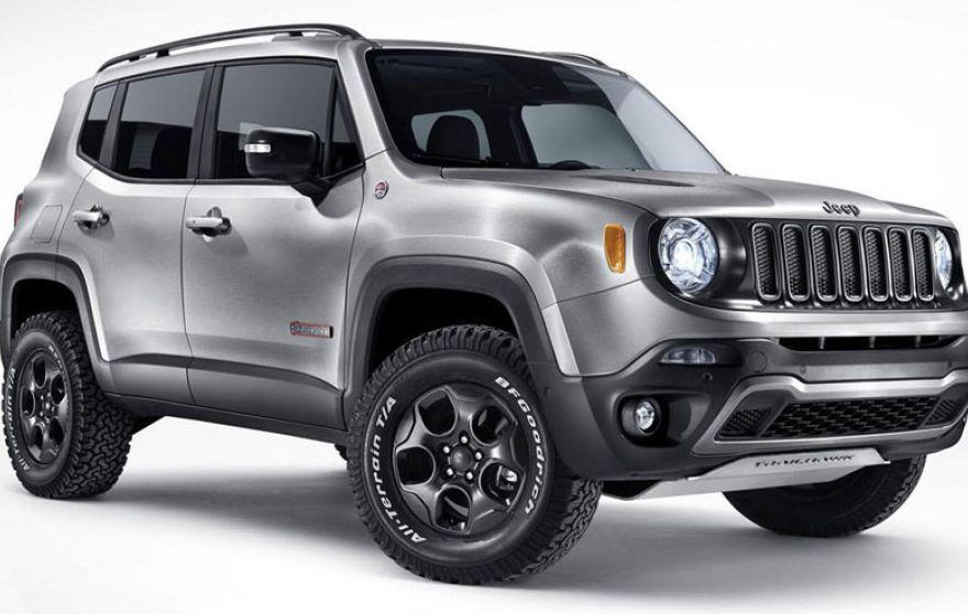 Jeep C-SUV Renegade