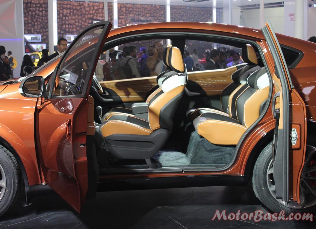 Mahindra-XUV Aero Pics Doors Interiors