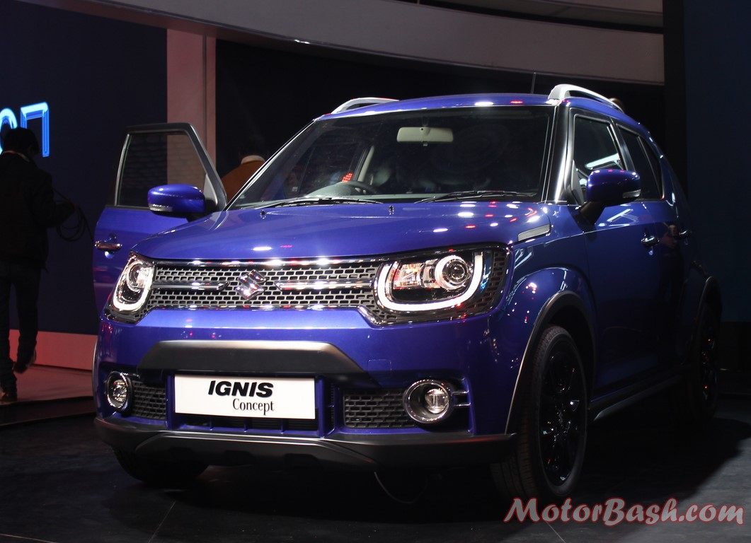 Maruti-Ignis-Auto Expo